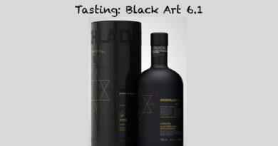 Tasting Black Art 6.1