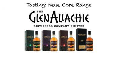 Tasting GlenAllachie Core Range