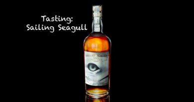 Tasting Sailing Seagull