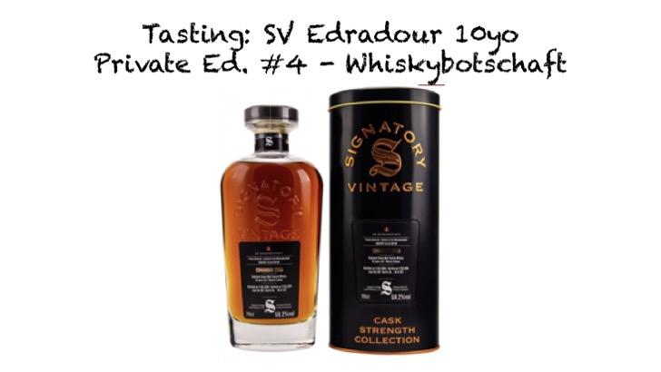 Edradour 10yo Whiskybotschaft
