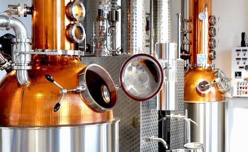 BR Piekfeine Brände - Destillieranlage