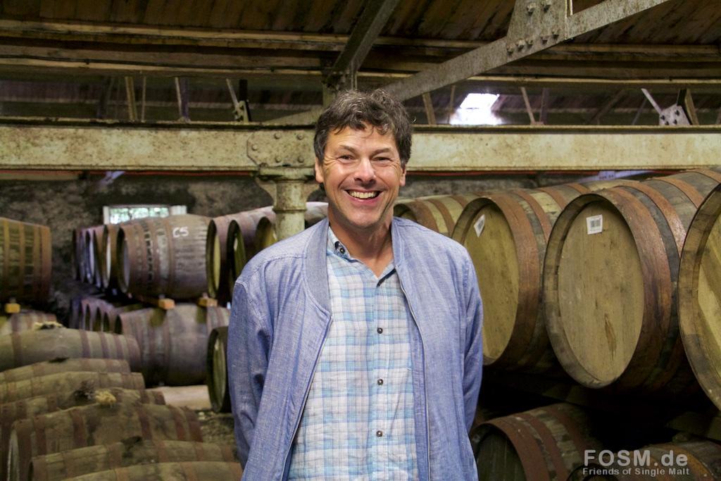 Whisky Aromen - Dr Bill Lumsden beantwortet meine Fragen