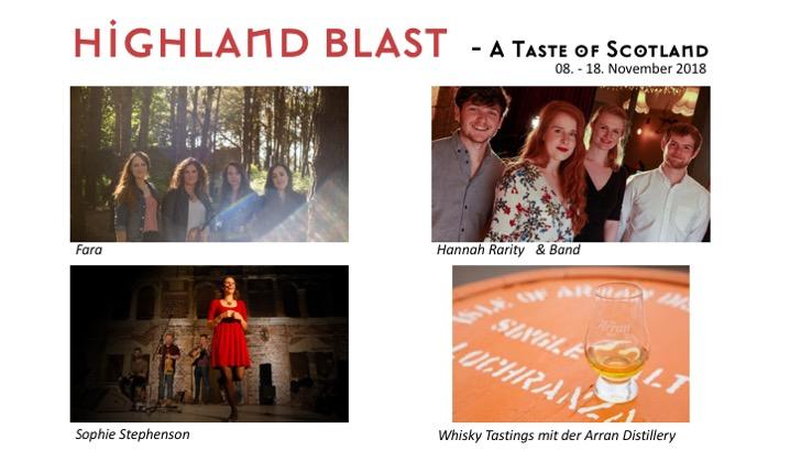 Highland Blast 2018