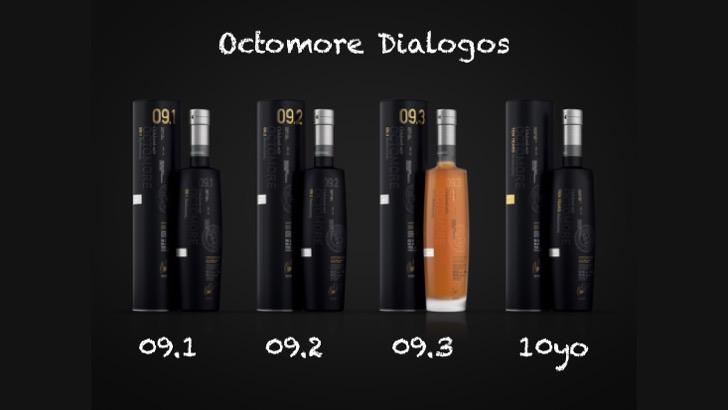 Octomore DIALOGOS – die neunte Edition
