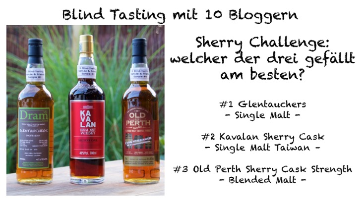 Blind Tasting 3 - Sherry Challenge