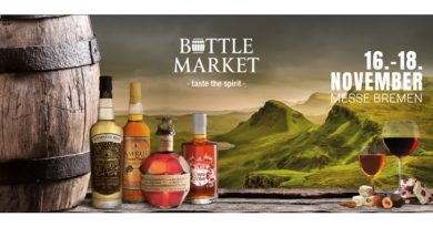 Messe Bremen / Bottle Market 2018