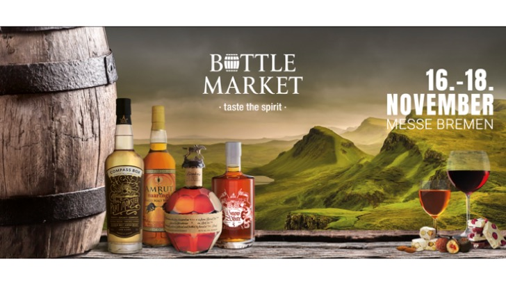 Messe Bremen / Bottle Market 2018