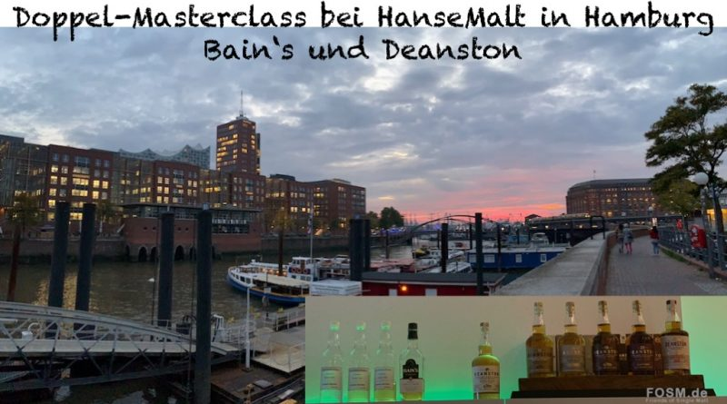 Doppelte Masterclass bei HanseMalt