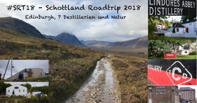 SRT18 - Schottland Roadtrip 2018
