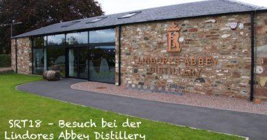 SRT18 - Besuch bei der Lindores Abbey Distillery