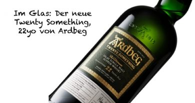Tasting Ardbeg Twenty Something 22yo