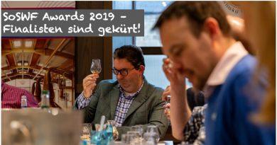 Finalisten SoSWF 2019