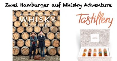 Whisky Adventure mit Tastillery