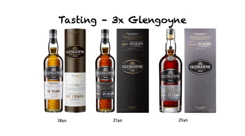 Tasting Glengoyne