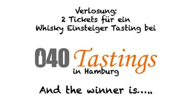 040 Tastings Verlosung Gewinner