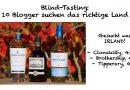 Blind Tasting: 10 Blogger suchen das richtige Land