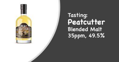 Tasting: Peatcutter Heavily Peated Blended Malt
