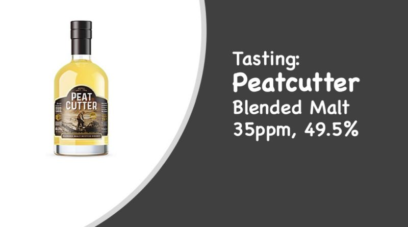 Tasting: Peatcutter Heavily Peated Blended Malt