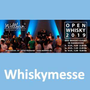 OPEN WHISKY 2019 @ Cavallo Hannover | Hannover | Niedersachsen | Deutschland