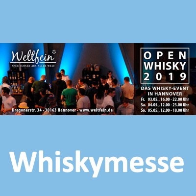 Termine - Open Whisky