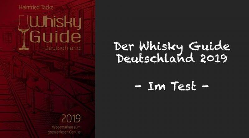 Whisky Guide Deutschland 2019