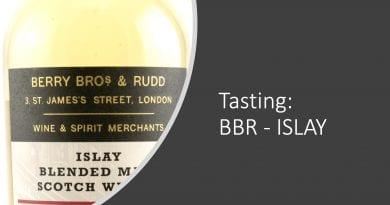 Tasting BBR - Islay