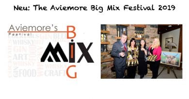 Aviemore Big Mix Festival 2019