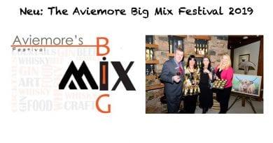 Aviemore Big Mix Festival 2019