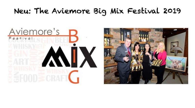 Neu: The Aviemore Big Mix Festival 2019