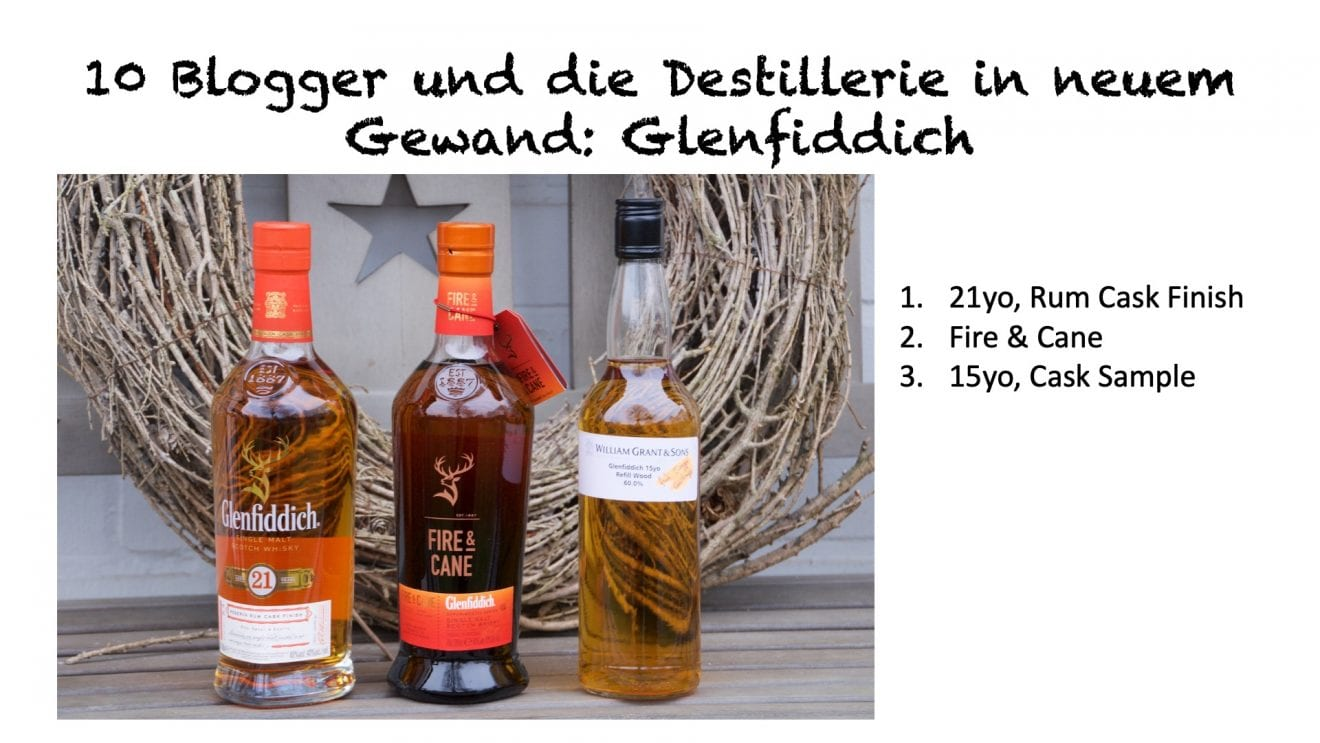 Blind Tasting 7 - Glenfiddich Challenge