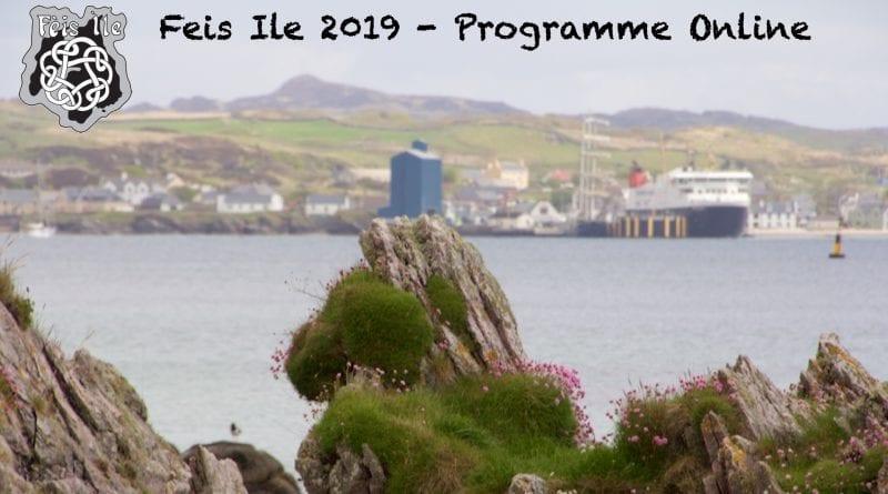 Feis Ile 2019 Programme Online