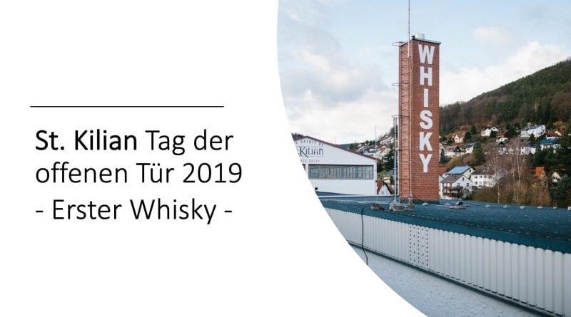PR: St. Kilian – Tag der offenen Tür und erster Whisky