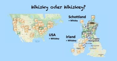 Whisky oder Whiskey