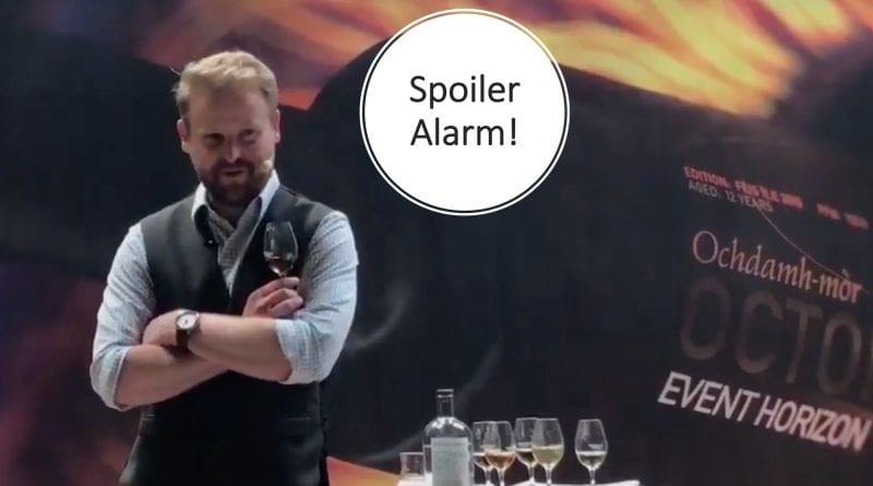 Spoiler Alarm - Bruichladdich Octomore