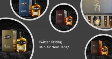 Balblair Twitter Tasting