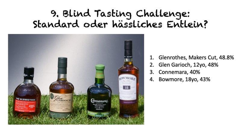 Blind Tasting 9 - Entlein Challenge