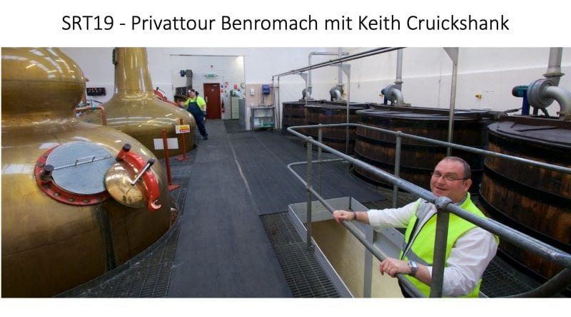 SRT19 Benromach