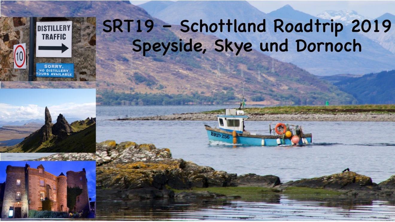 SRT19 - Schottland Roadtrip 2019