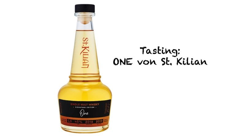 Tasting One St. Kilian