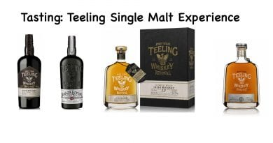 Tasting: Teeling Single Malt Experience