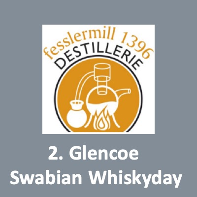 2. Glencoe Swabian Whiskyday