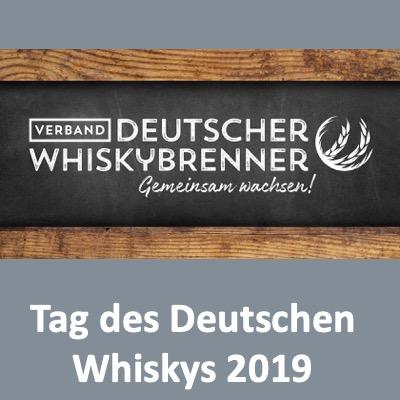 Tag des Deutschen Whiskys 2019