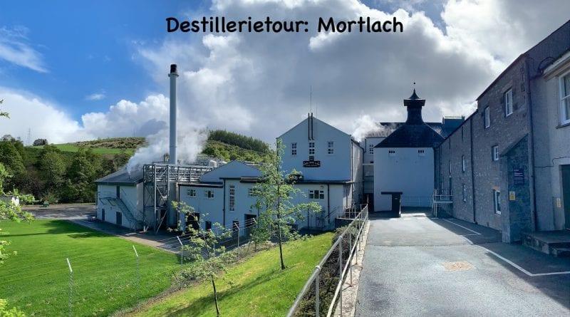 Destillerietour Mortlach 2019