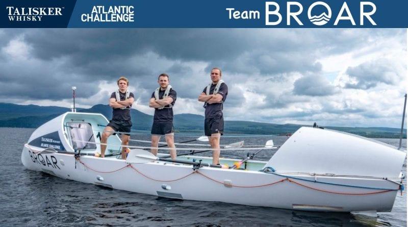 TWAC: Team BROAR aus Schottland
