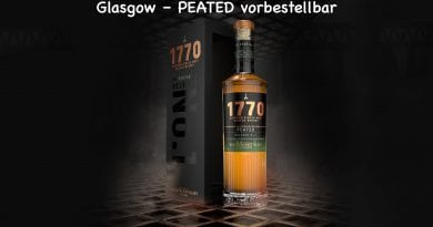Glasgow 1770 Peated