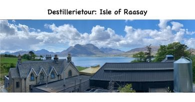 Destillerietour bei Raasay