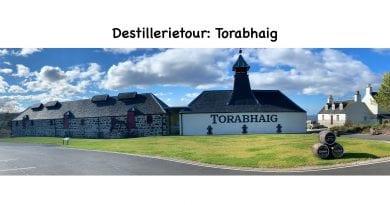 Destillerietour Torabhaig