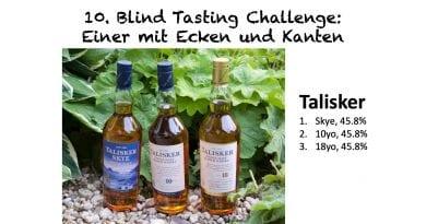 10.te Blind Tasting Challenge - Talisker