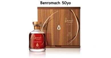 50-jähriger Benromach