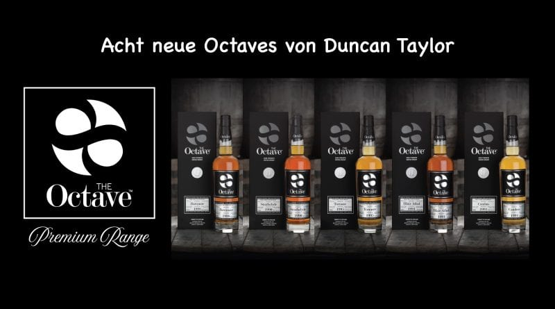 Duncan Taylor 8 neue Octaves